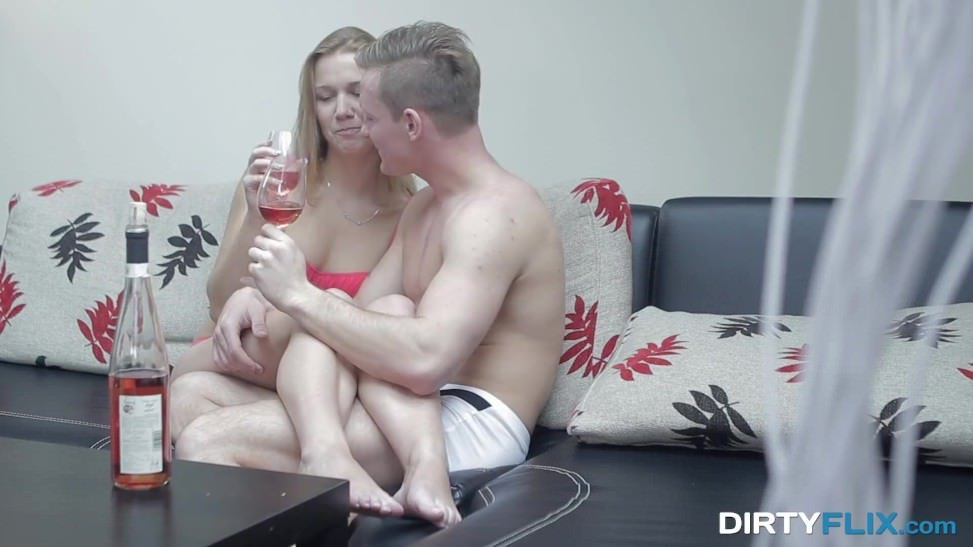 Naked girls farting milk out ass